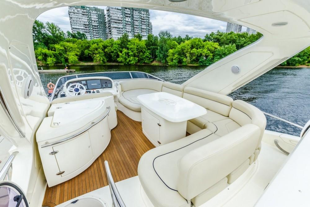 Rent a Azimut-Benetti-Yachts Azimut 62 - 4 cab. Pyrohiv