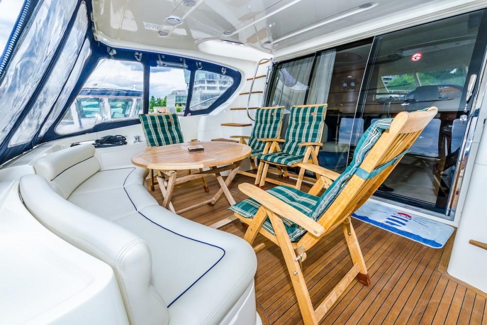 Azimut-Benetti-Yachts Azimut 62 - 4 cab. between personal and professional Pyrohiv