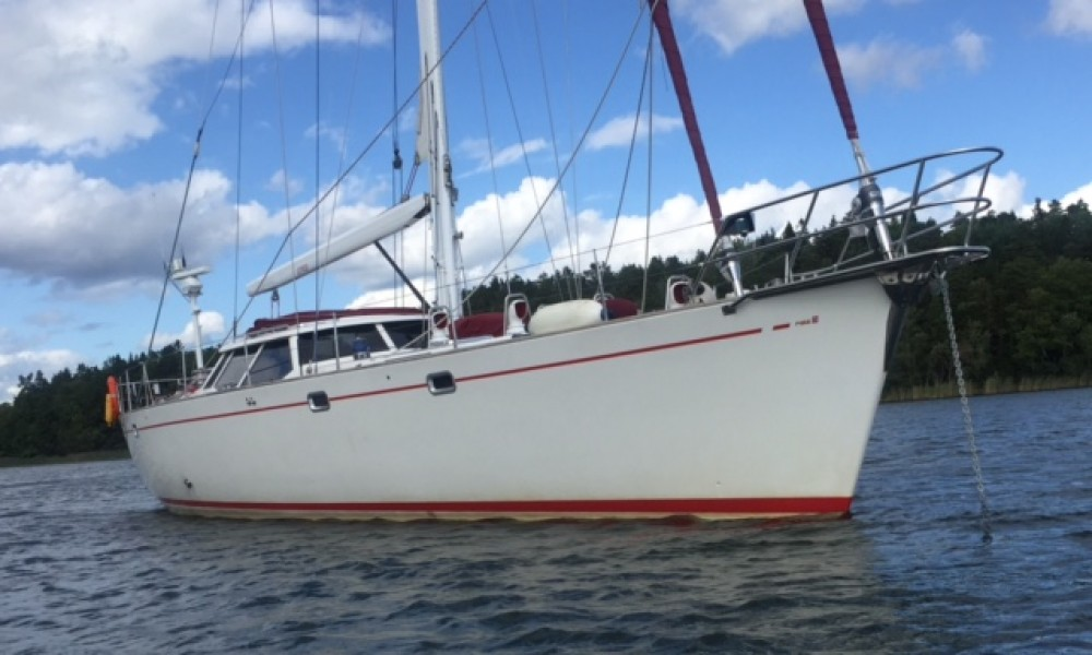 Farr Yachts Farr 60 between personal and professional Stockholm County