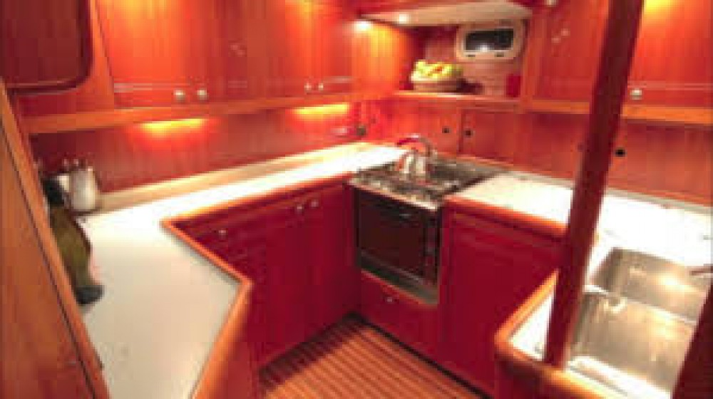 Rental Sailboat Farr Yachts with a permit