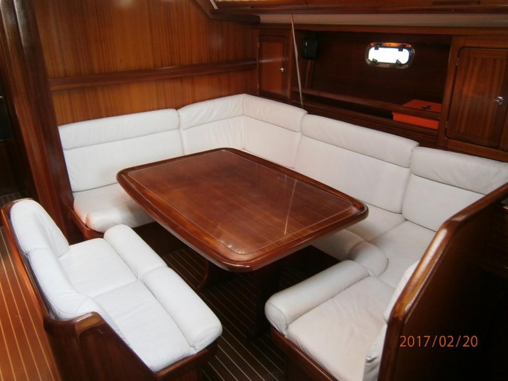 Boat rental Peloponnese cheap Bavaria 47