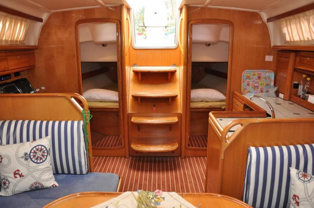 Boat rental Bavaria Cruiser 37 in Fethiye on Samboat