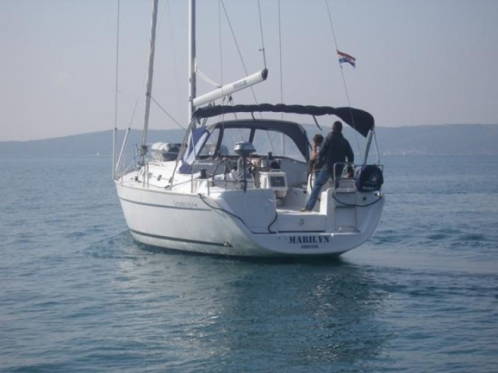 Bénéteau Cyclades 43 between personal and professional Fethiye