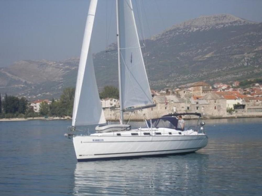 Rental Sailboat in Fethiye - Bénéteau Cyclades 43