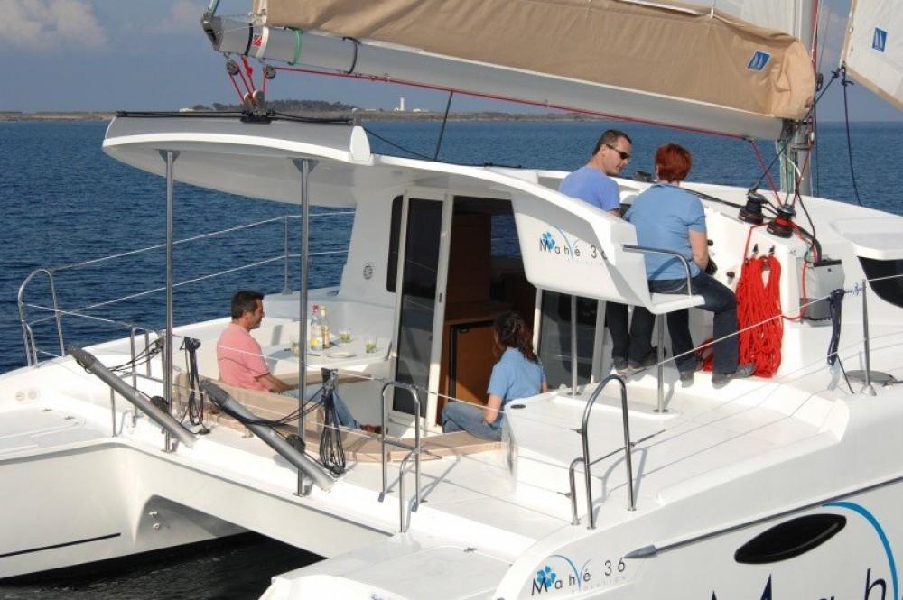 Boat rental Fountaine Pajot Mahe 36 Evolution in Fethiye on Samboat