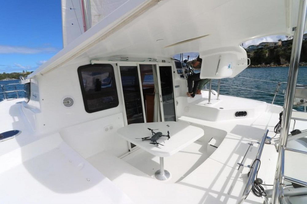 Fountaine Pajot Mahe 36 Evolution between personal and professional Fethiye
