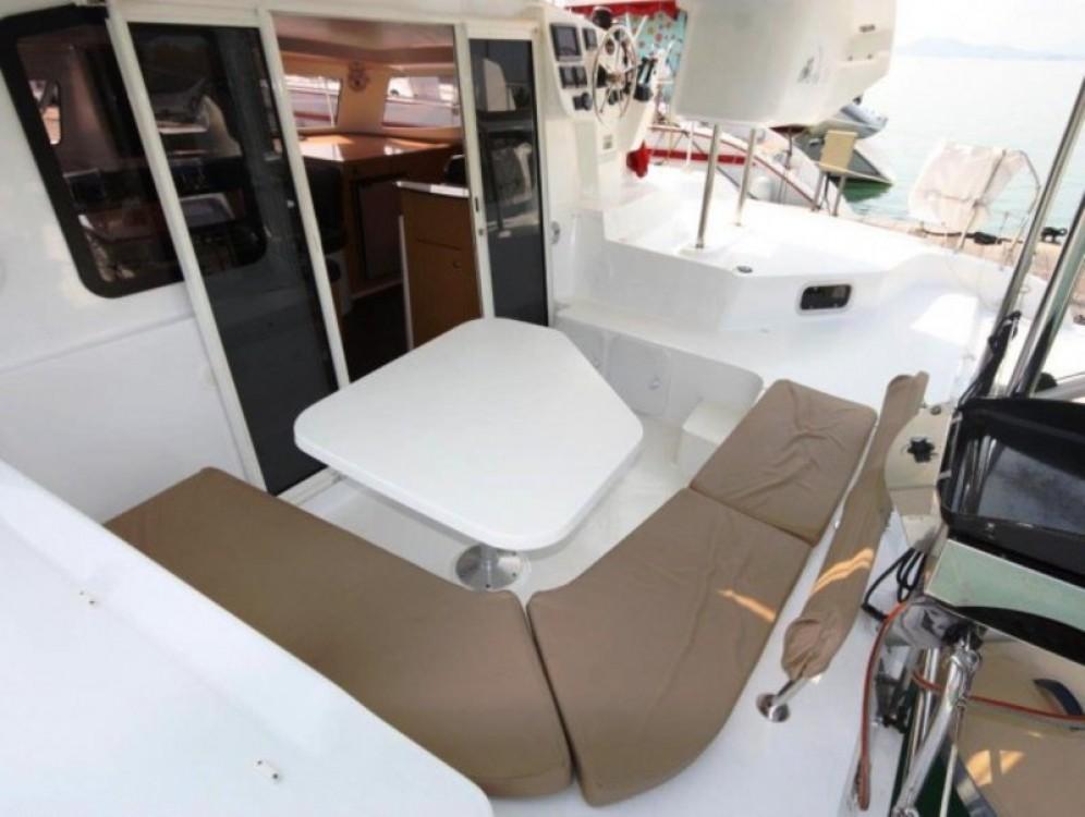 Rental Catamaran in Fethiye - Fountaine Pajot Mahe 36 Evolution