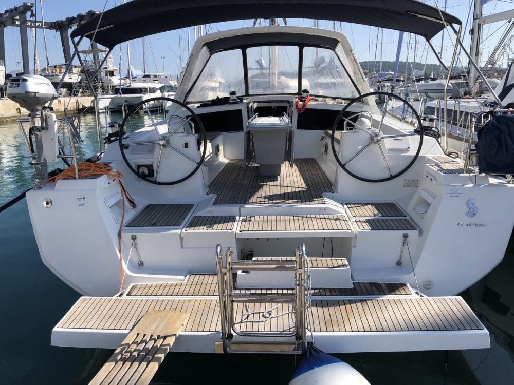 Boat rental Fethiye cheap Oceanis 48 - 5 cab.
