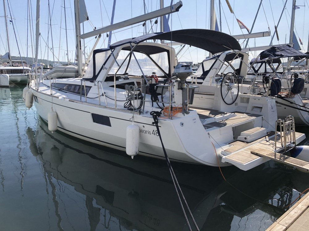 Rental yacht Fethiye - Bénéteau Oceanis 48 - 5 cab. on SamBoat