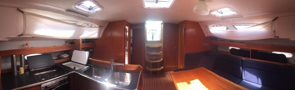 Rent a Bavaria Cruiser 51 Palermo