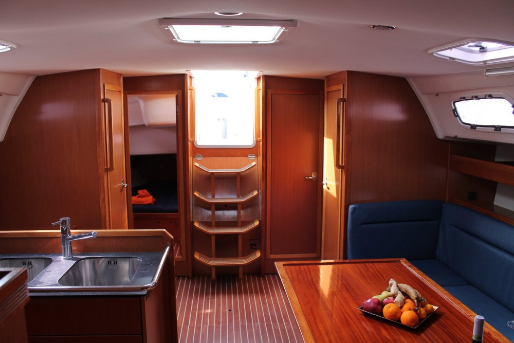 Bavaria Cruiser 51 between personal and professional Palermo