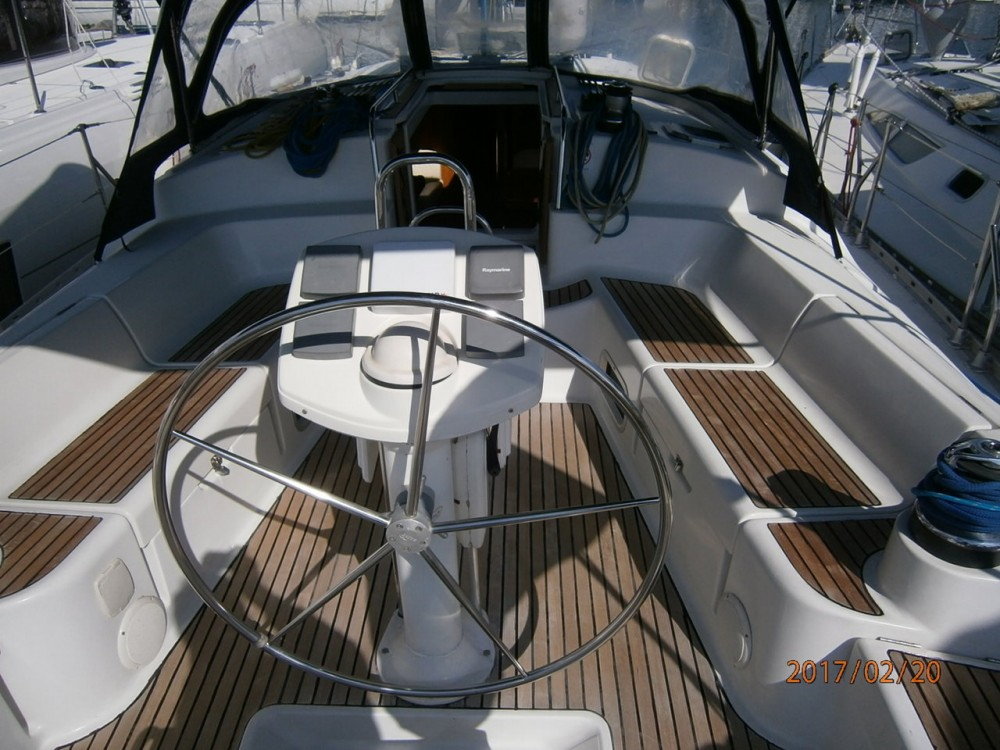 Rent a Jeanneau Sun Odyssey 43 DS Peloponnese