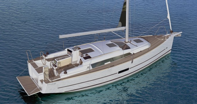 Dufour Dufour 360 GL between personal and professional Marsala