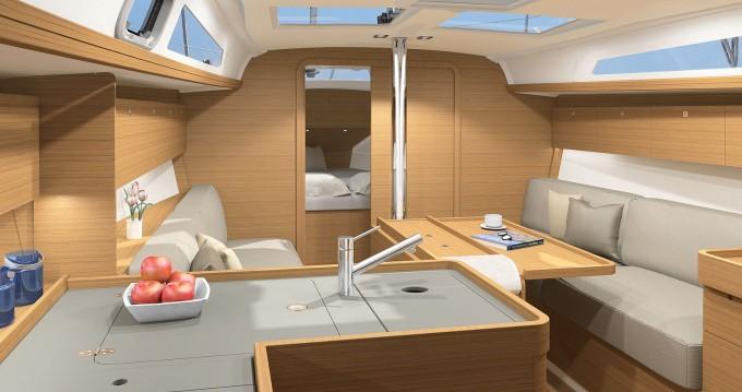Rental yacht Marsala - Dufour Dufour 360 GL on SamBoat