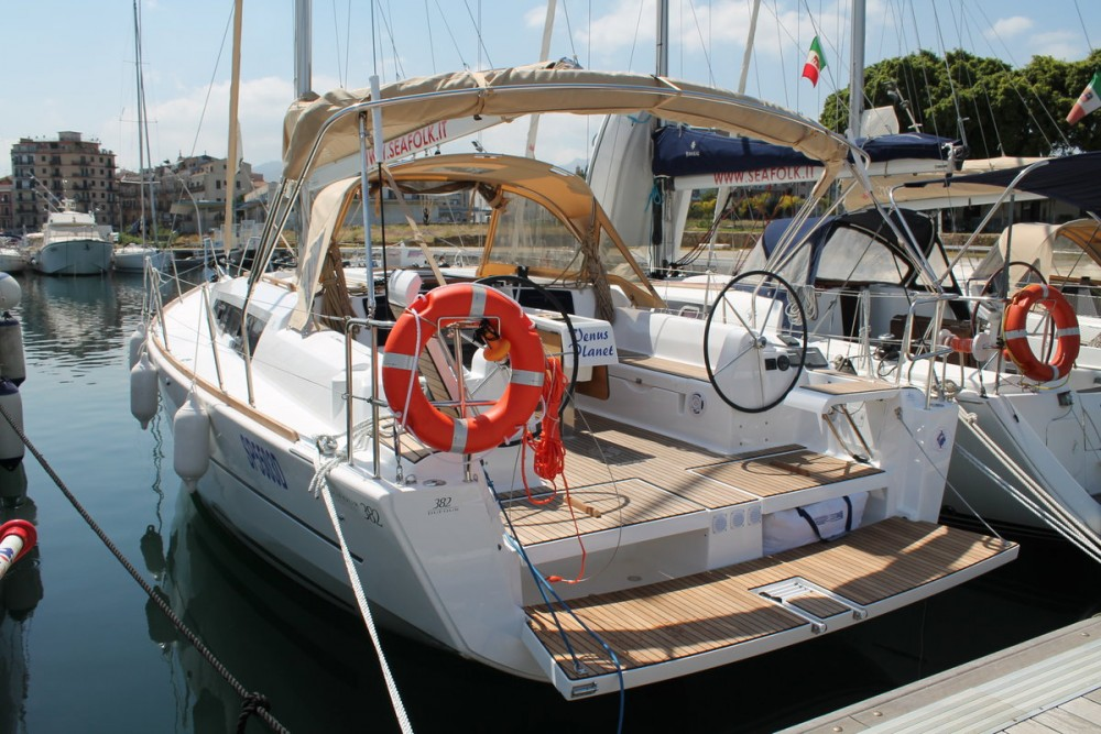 Rental yacht Marsala - Dufour Dufour 382 Grand Large on SamBoat