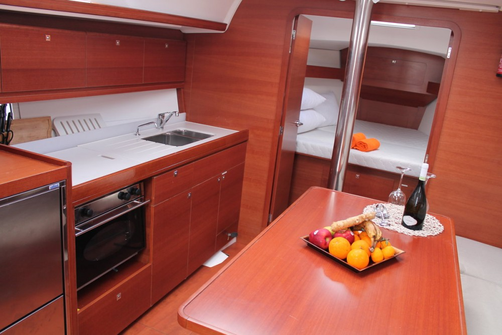 Boat rental Marsala cheap Dufour 382 Grand Large