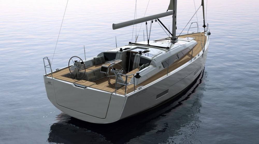 Boat rental Furnari cheap Dufour 390 GL