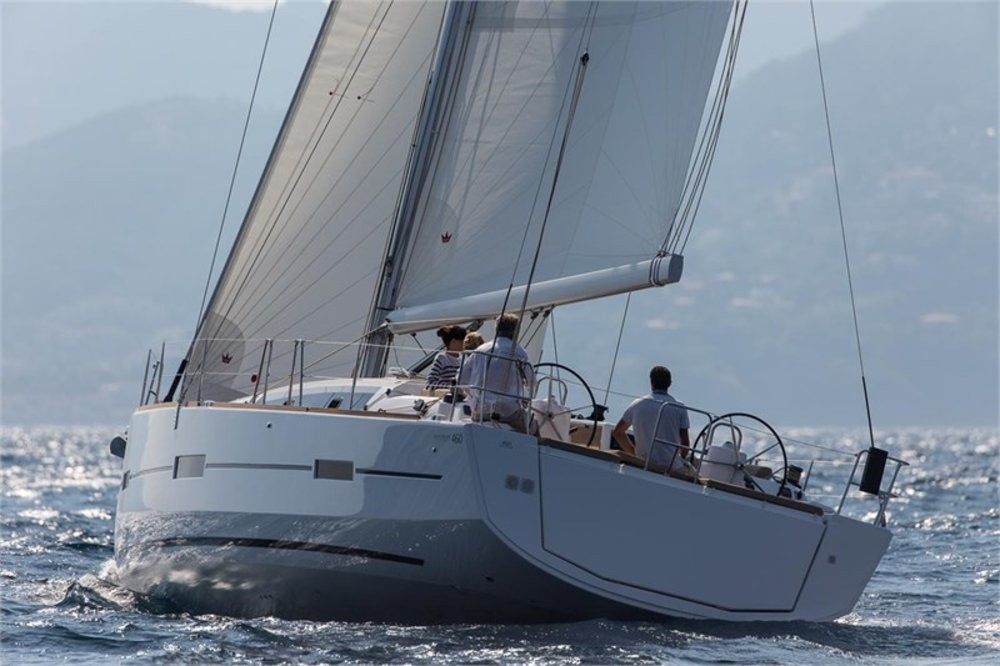 Hire Sailboat with or without skipper Dufour Palermo