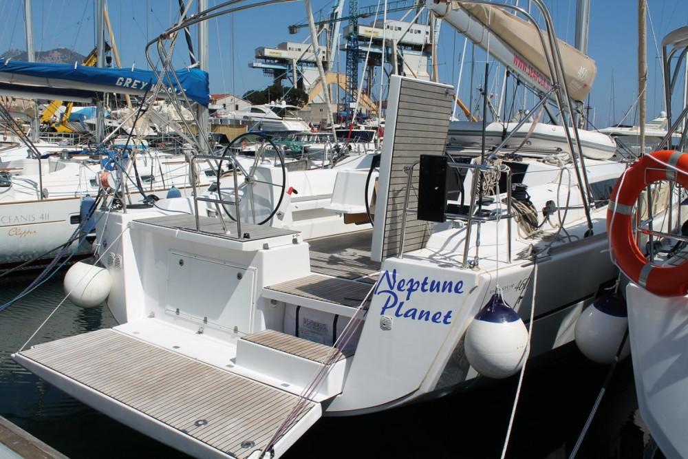 Rental yacht Marsala - Dufour Dufour 460 Grand Large on SamBoat