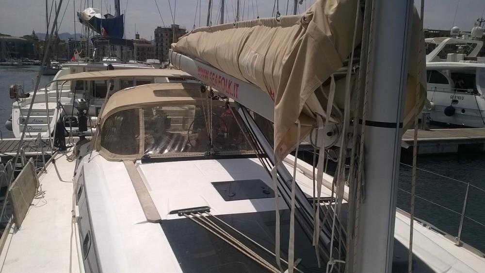 Boat rental Dufour Dufour 460 Grand Large in Marsala on Samboat
