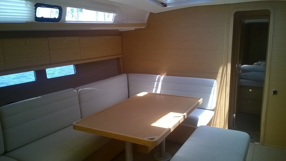 Hire Sailboat with or without skipper Dufour Marsala