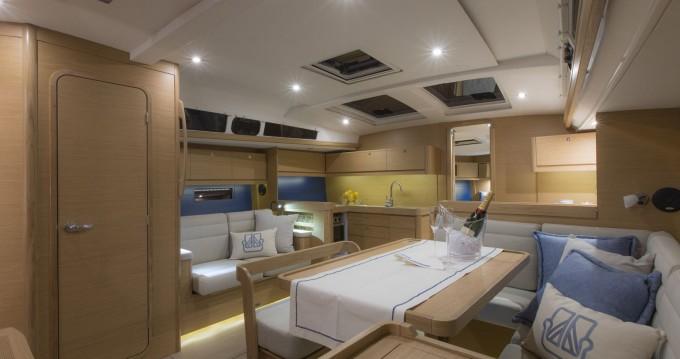 Rental yacht Marina di Portorosa - Dufour Dufour 460 Grand Large on SamBoat