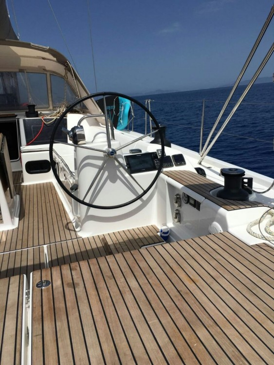 Boat rental Dufour Dufour 560 Grand Large in Palermo on Samboat