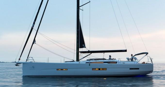 Boat rental Marina di Portorosa cheap Dufour 56 Exclusive