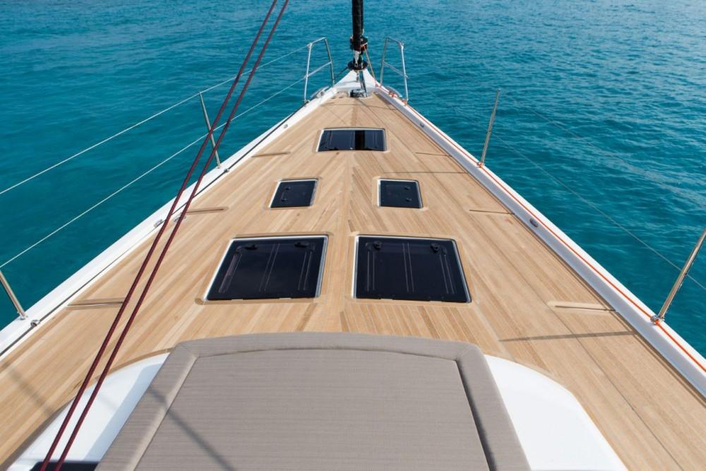 Rental Sailboat in  - Dufour Dufour Exclusive 56 - 4 + 1 cab.