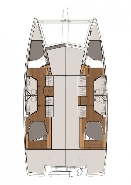 Fountaine Pajot Fountaine Pajot Lucia 40 between personal and professional Palermo