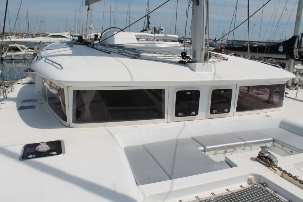 Hire Catamaran with or without skipper Lagoon Marsala