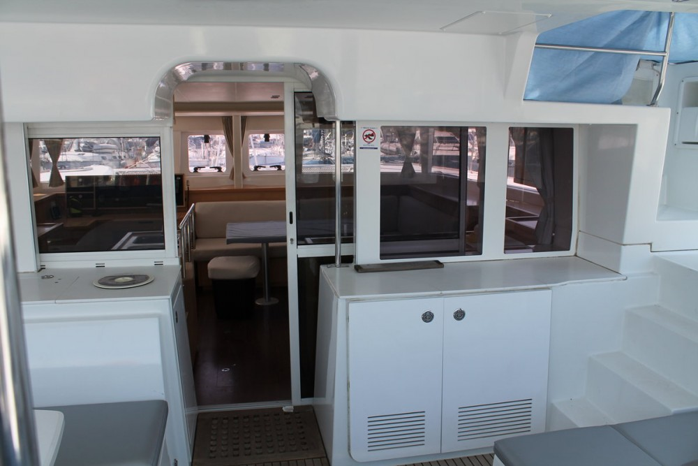 Catamaran for rent Marsala at the best price