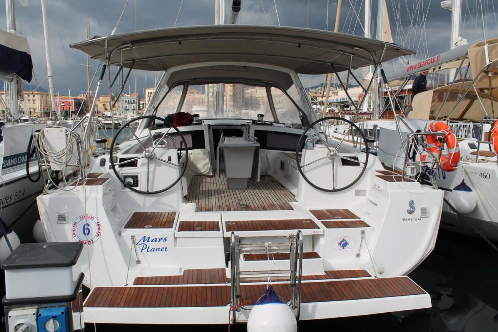 Rental Sailboat in Marsala - Bénéteau Oceanis 48