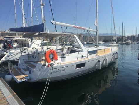 Boat rental Bénéteau Oceanis 48 in Marsala on Samboat