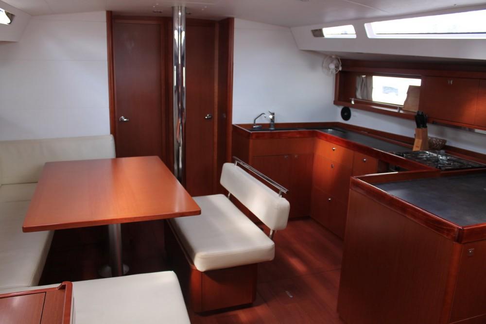 Rental yacht Marsala - Bénéteau Oceanis 48 on SamBoat