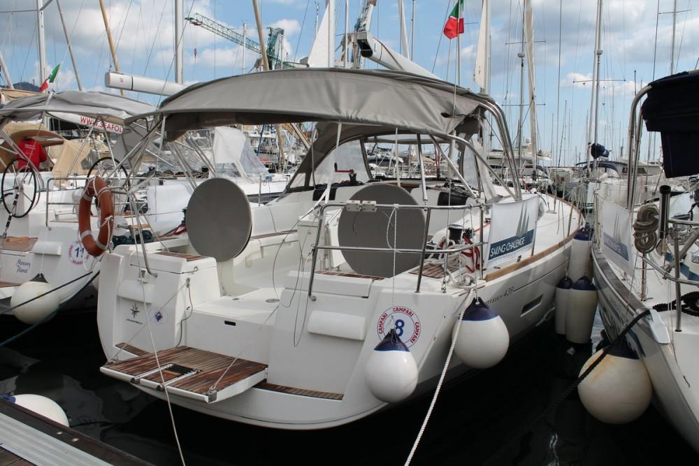 Rent a Jeanneau Sun Odyssey 439