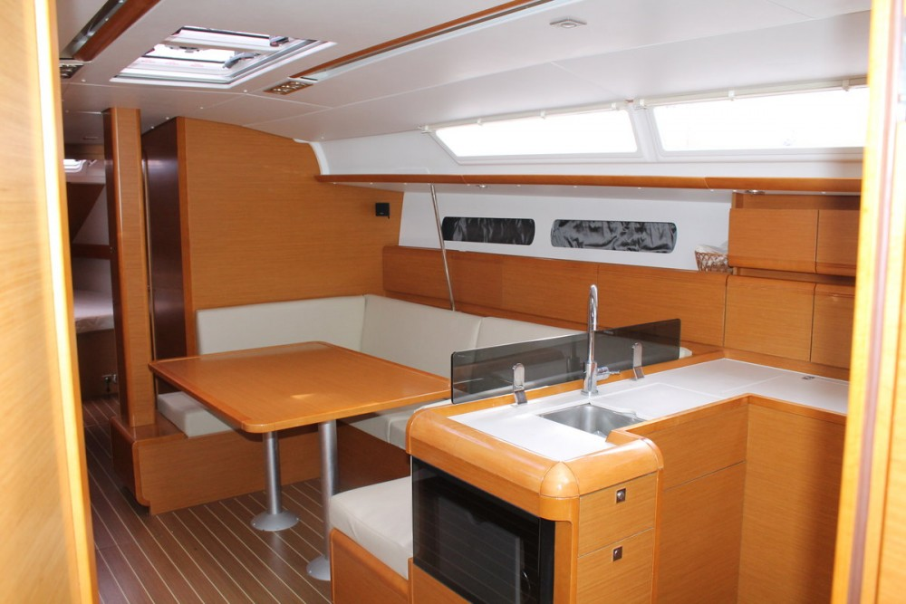 Sailboat for rent Furnari at the best price