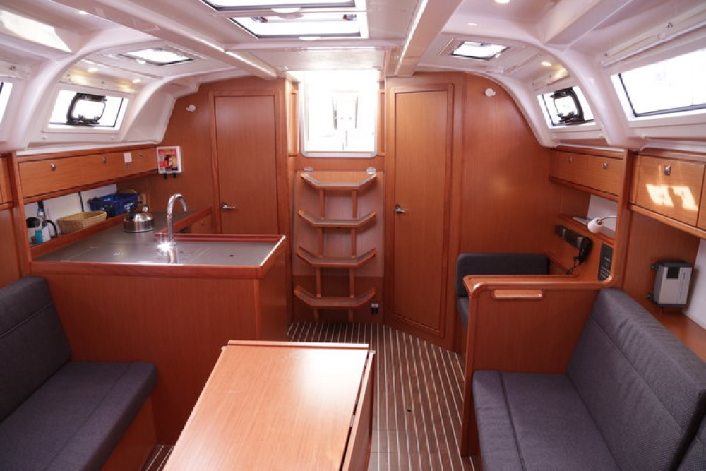 Rental Sailboat in Göcek - Bavaria Cruiser 37