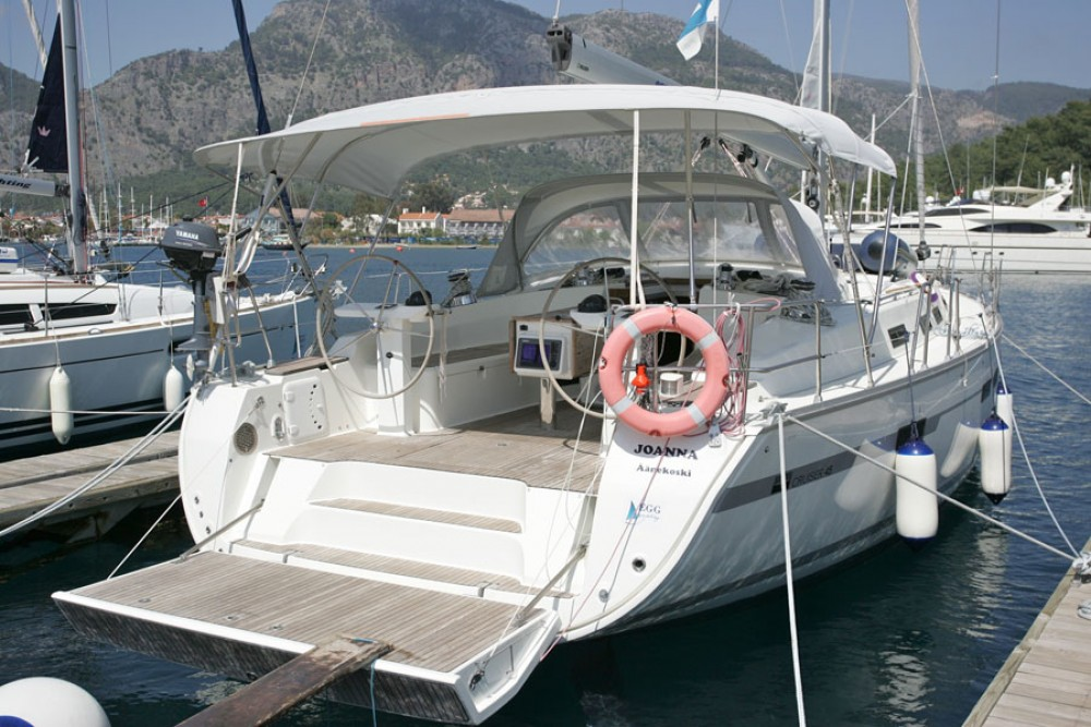 Rent a Bavaria Cruiser 45 Göcek