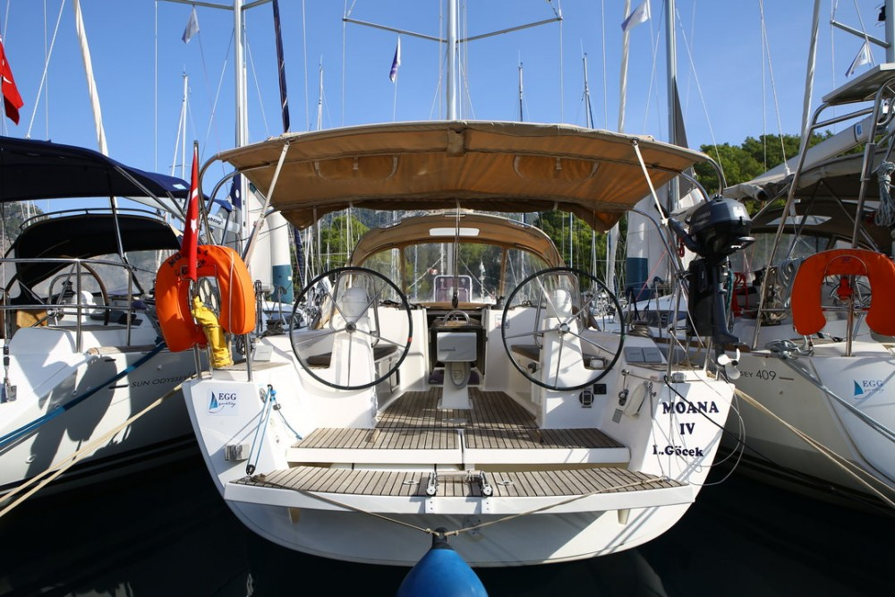 Boat rental Göcek cheap Dufour 335 Grand Large