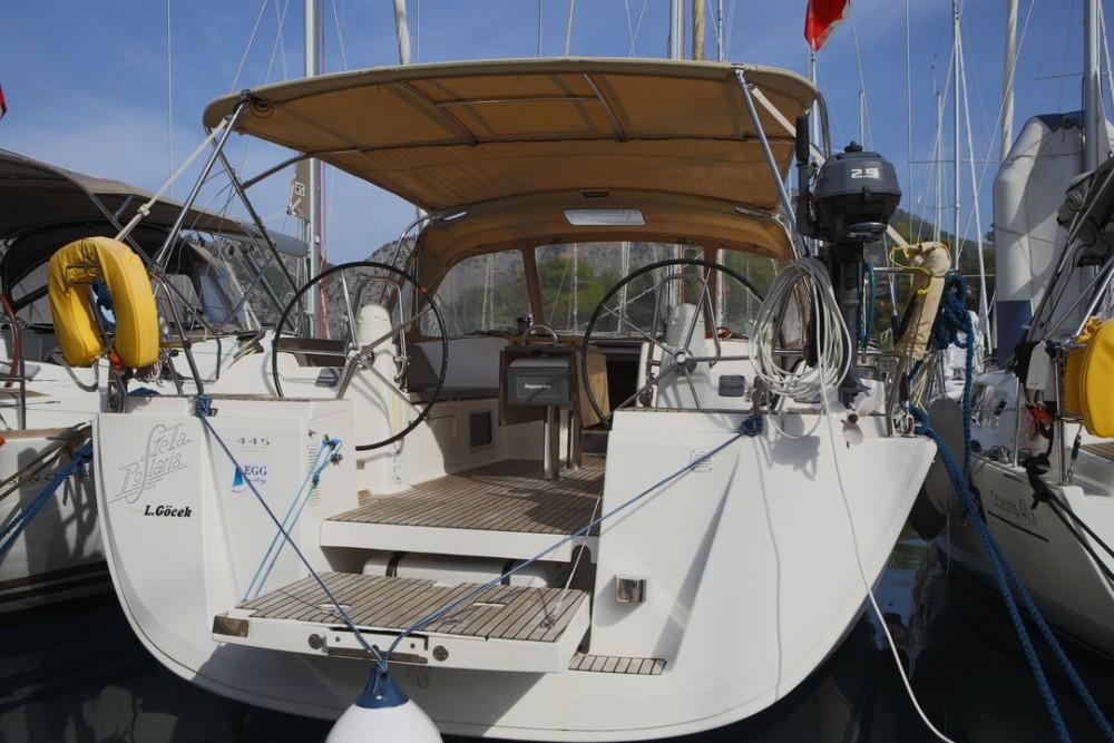 Boat rental Dufour Dufour 445 Grand Large in Göcek on Samboat
