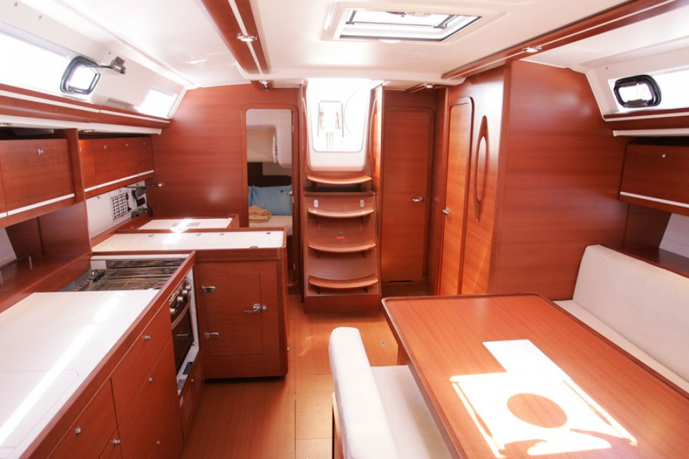 Boat rental Göcek cheap Dufour 445 Grand Large