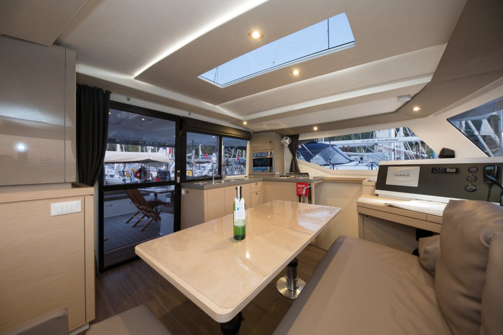 Boat rental Fountaine Pajot Fountaine Pajot Lucia 40 in Göcek on Samboat
