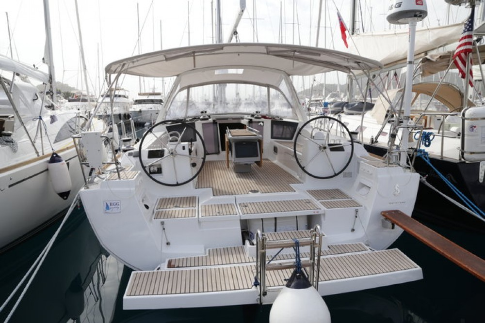 Rental yacht Göcek - Bénéteau Oceanis 45 on SamBoat