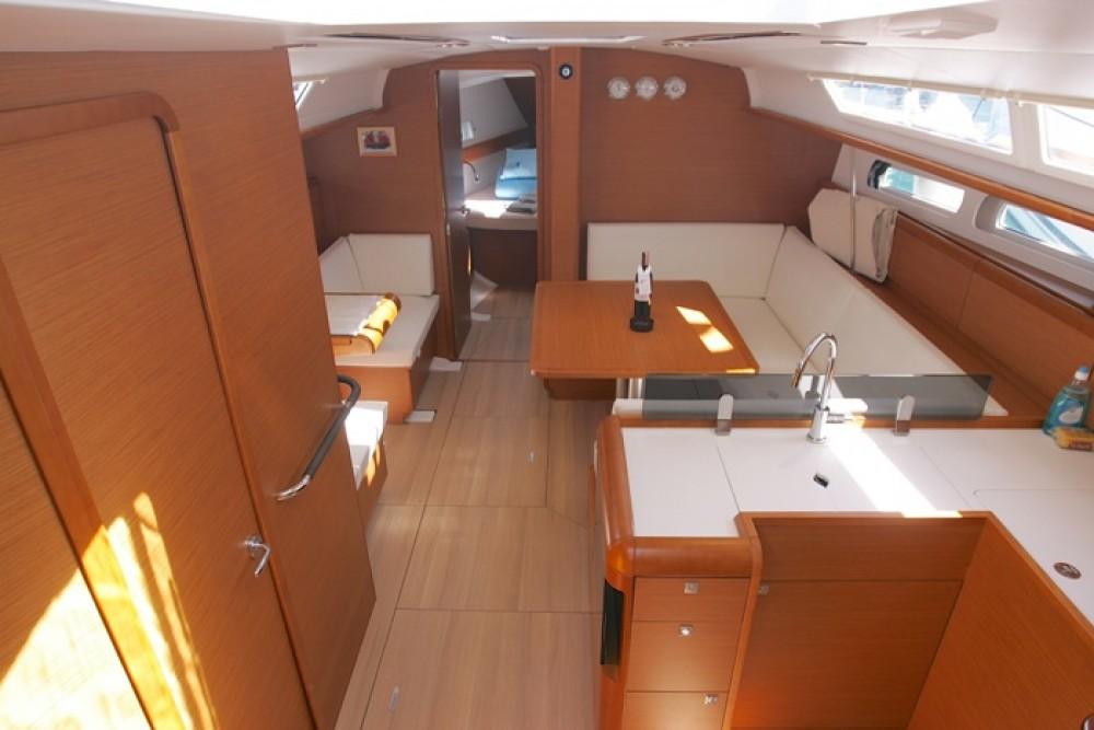 Boat rental Jeanneau Sun Odyssey 409 in Göcek on Samboat