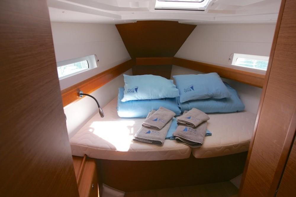 Rental yacht Göcek - Jeanneau Sun Odyssey 409 on SamBoat