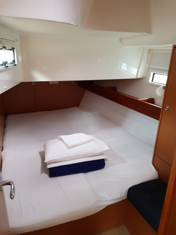 Bavaria Cruiser 45 between personal and professional