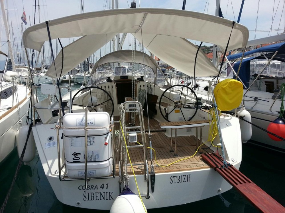 Hire Sailboat with or without skipper Cobra
