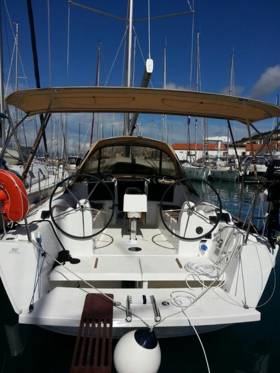 Dufour Dufour 350 Grand Large between personal and professional Trogir