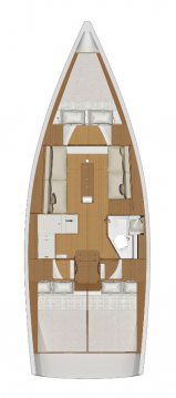 Dufour Dufour 360 Grand Large between personal and professional Trogir